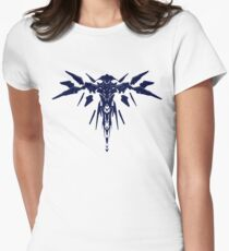 Halo 5: Guardians - Guardian Sentinel Silhouette Design  Womens Fitted T-Shirt