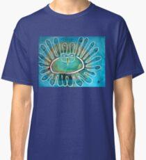 Kachina Was a Dancer original painting Classic T-Shirt