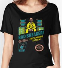 BAD BREAKER! Women's Relaxed Fit T-Shirt