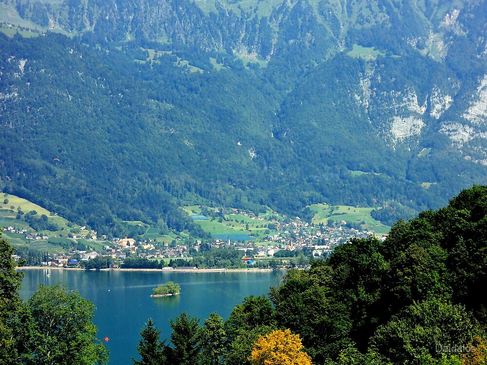 Switzerland by Daidalos