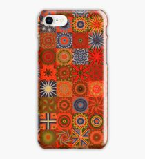Abstract Noises iPhone Case/Skin