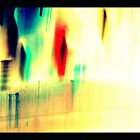 Blurred Lights # 4 by Nicole S. Moore