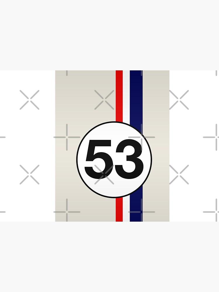 Herbie 53 Racing stripes by RJWautographics