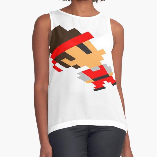 Pixel man Sleeveless Top