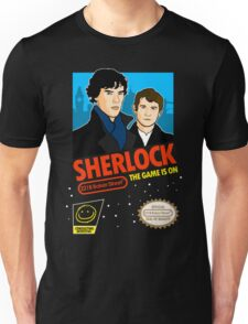 Sherlock NES Game T-Shirt