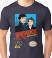 Sherlock NES Game Unisex T-Shirt