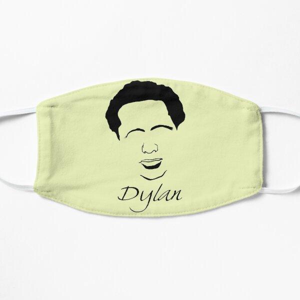 Dylan Thomas  Flat Mask