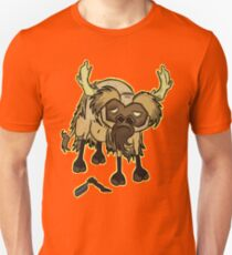Shaved Beefalo, don't starve T-Shirt