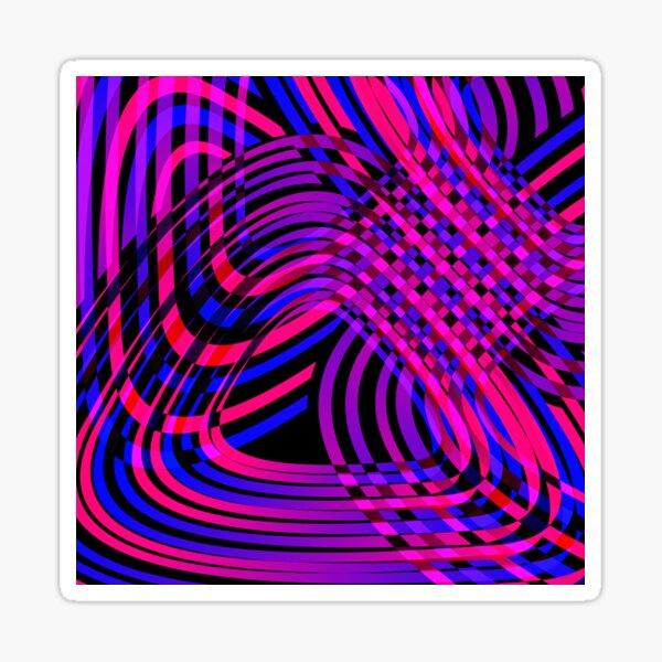 BubbleGumTwist Sticker