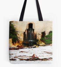 stormwater runoff Tote Bag
