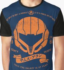 Camiseta gráfica Bounty Hunter