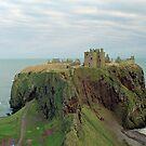 Dunnottar Castle one by David Rankin