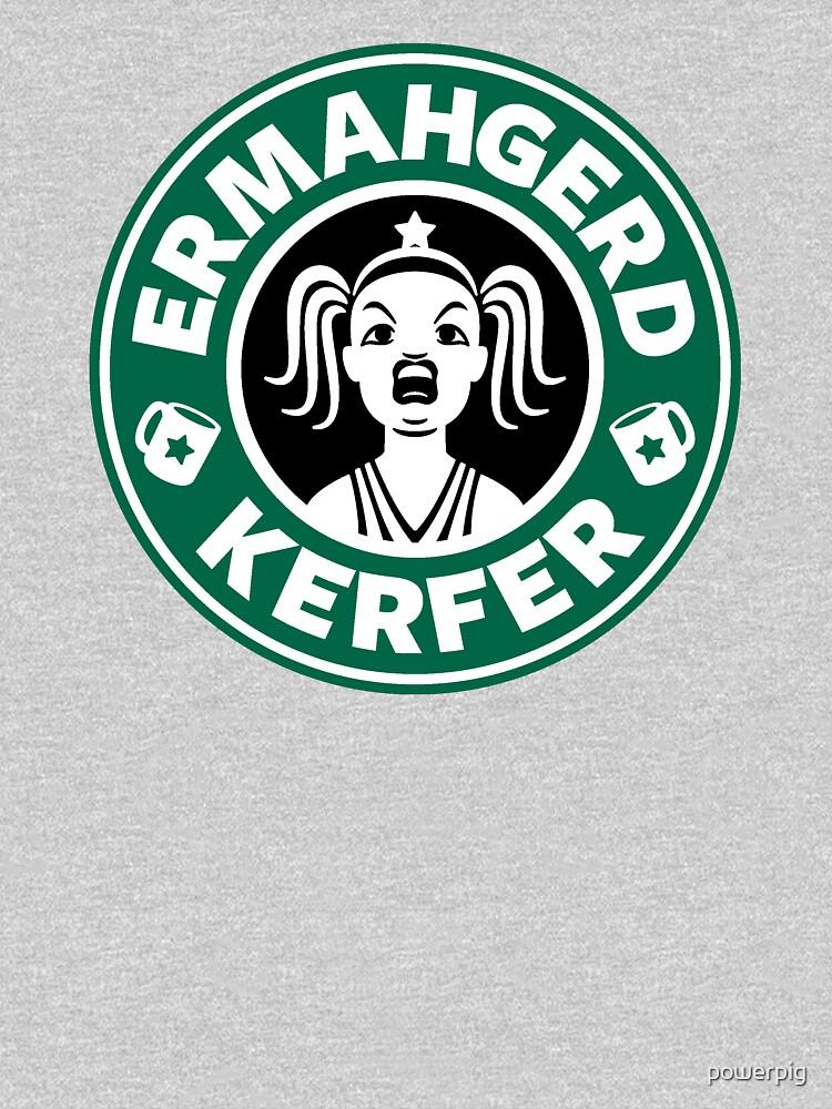 ERMAHGERD, KERFER! | Unisex T-Shirt