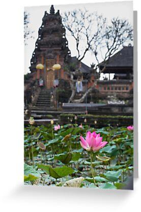 Lotus Temple by ferryvn