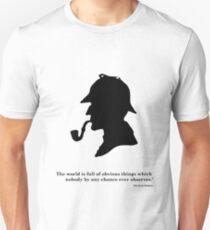 Sherlock the detective T-Shirt
