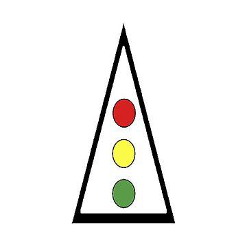 Traffic Light - Iphone  by alsalman