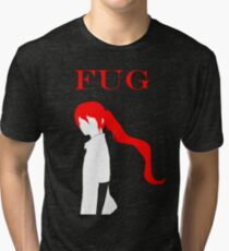 FUG Slayer Candidate Jyu Viole Grace Tri-blend T-Shirt