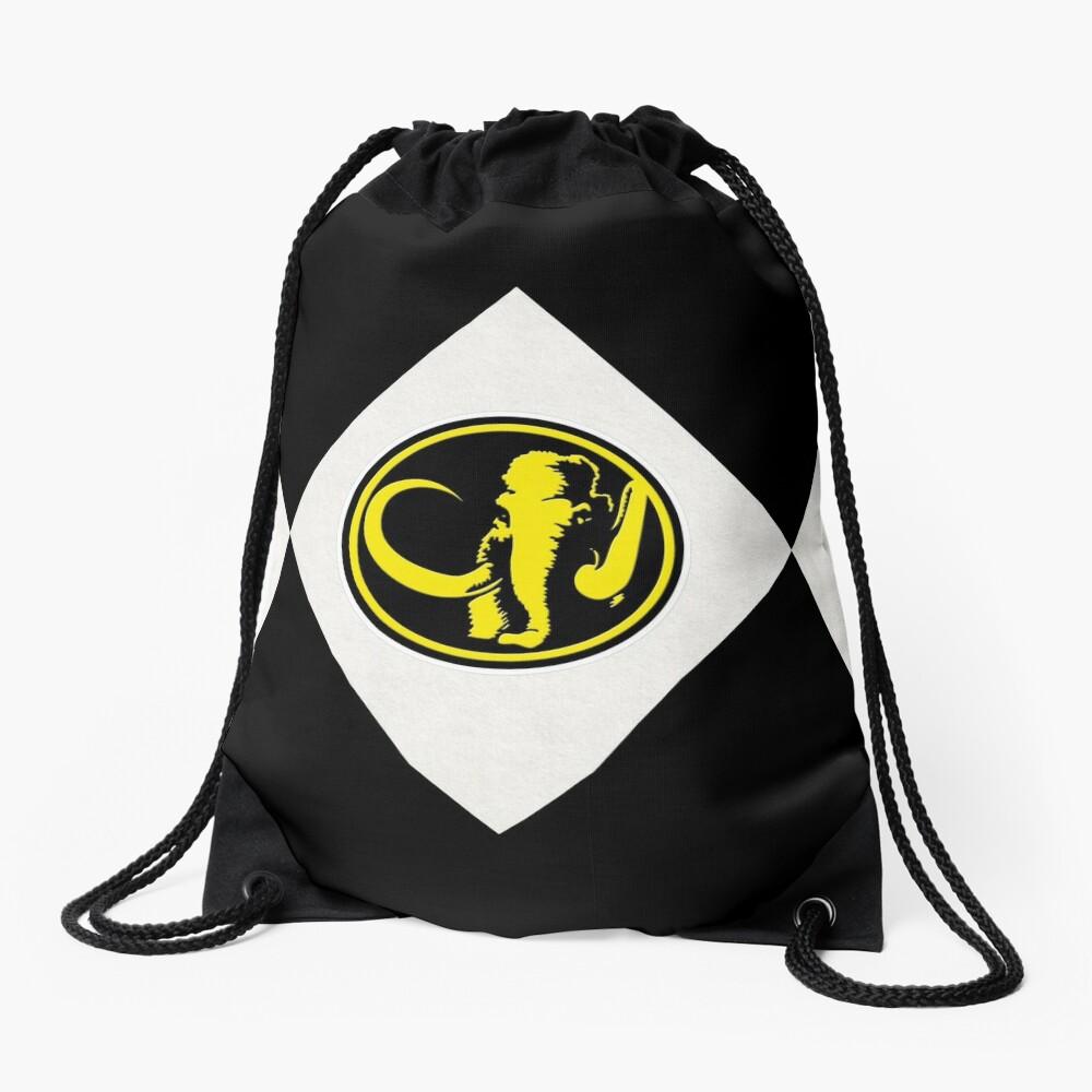 Mastodon Dinozord Drawstring Bag