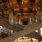 Under the Beverley Bridge by Eve Parry
