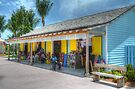 Pompey Market Place in Nassau, The Bahamas by Jeremy Lavender Photography
