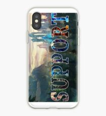 Support Phone Cases iPhone Case