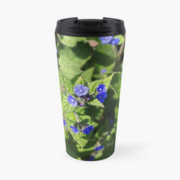 Green alkanet  Travel Mug