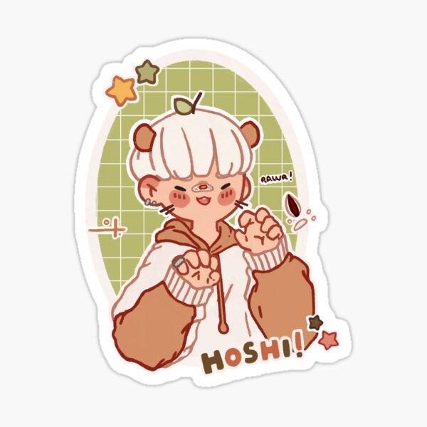 HOSHI ! Sticker