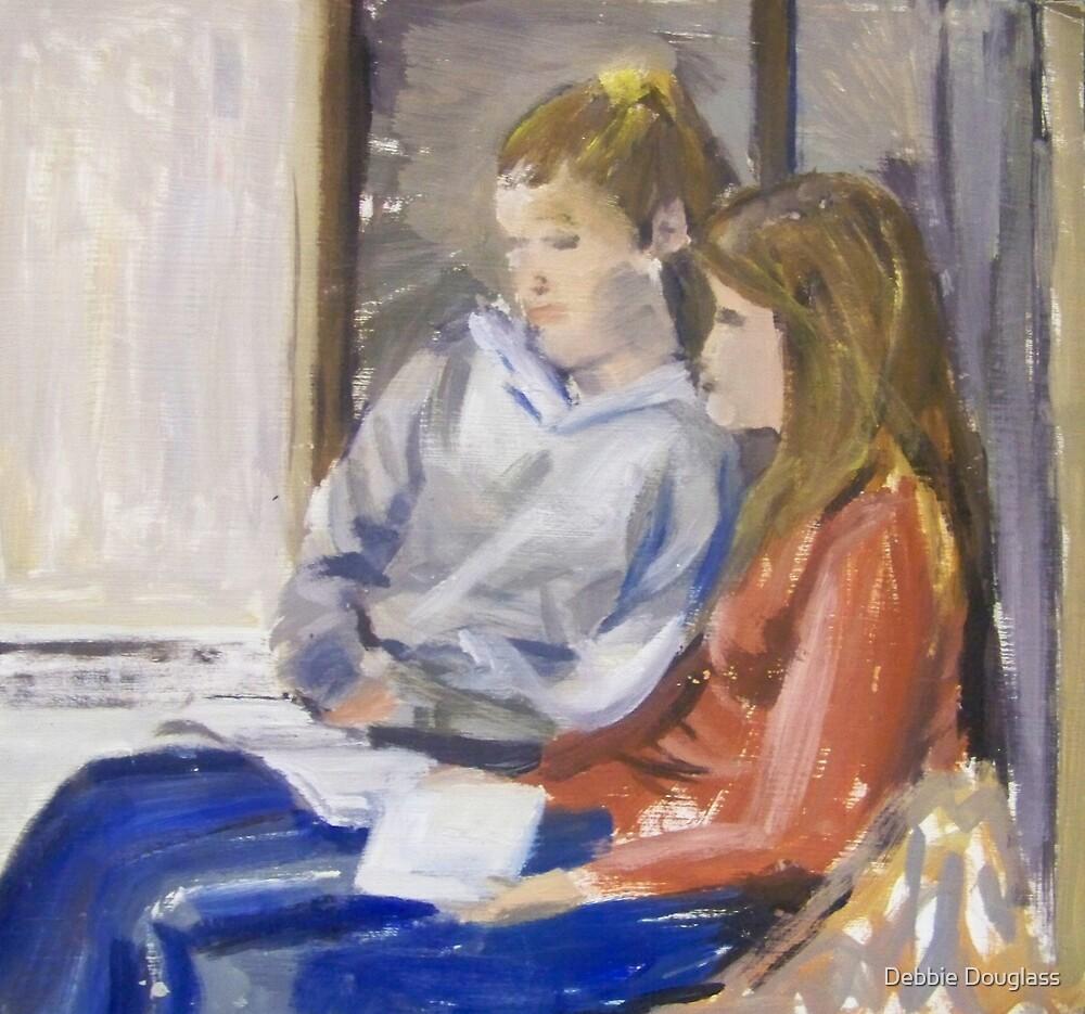 Alan's Twins by Debbie Douglass
