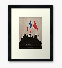 Les Miserable - Victor Hugo Framed Print
