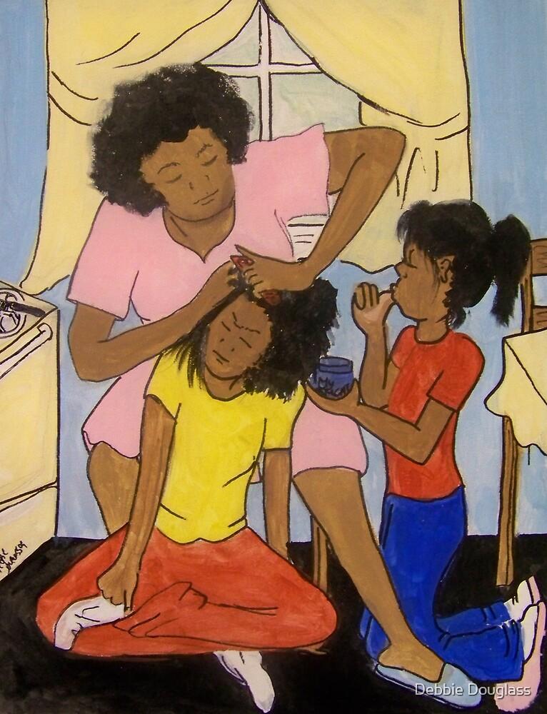 Getting Curls by Debbie Douglass