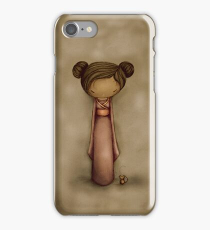 kokeshi iPhone and iPod case iPhone Case/Skin