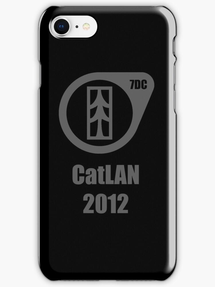 CatLAN 7DC T-Shirt/ Sweatshirt by Keegan McCarthy