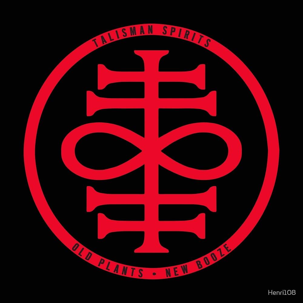 Talisman Spirits logo by Henri108