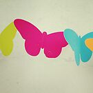 butterflies by keki