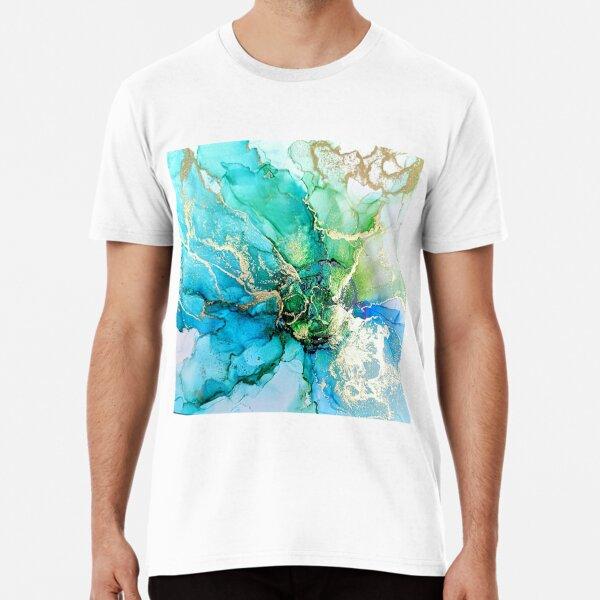 Liquid blue Premium T-Shirt