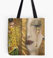 My Klimt Serie:Gold Tote Bag