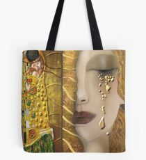 My Klimt Serie:Gold Tote Bag