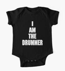 I AM THE DRUMMER (i prefer the drummer) One Piece - Short Sleeve