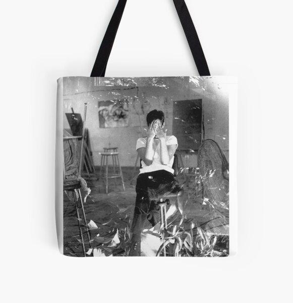 Lauren in the Studio  All Over Print Tote Bag