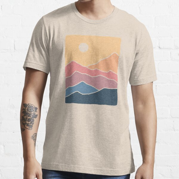 Range of Color Essential T-Shirt