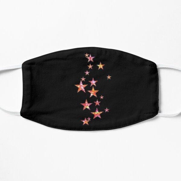 Stern Juwelen Flache Maske