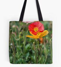 Poppies 2 Tote Bag
