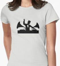 Let's Party Like It's... 1923! ...Sweeet! Women's Fitted T-Shirt