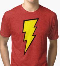 steve's flash shirt! Tri-blend T-Shirt