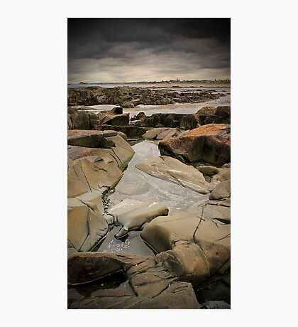 Quiet Before The Storm Photographic Print