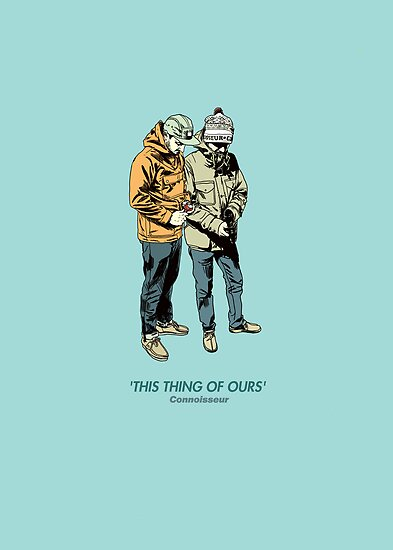 THIS THING OF OURS by casualco