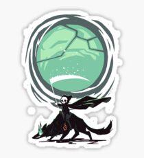 Little Reaper Sticker