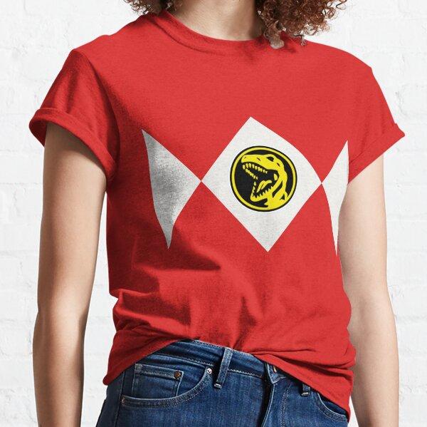 Tyrannosaurus Dinozord Classic T-Shirt