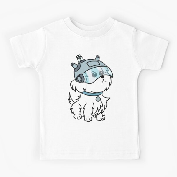 Snuffles   Rick and Morty Kids T-Shirt