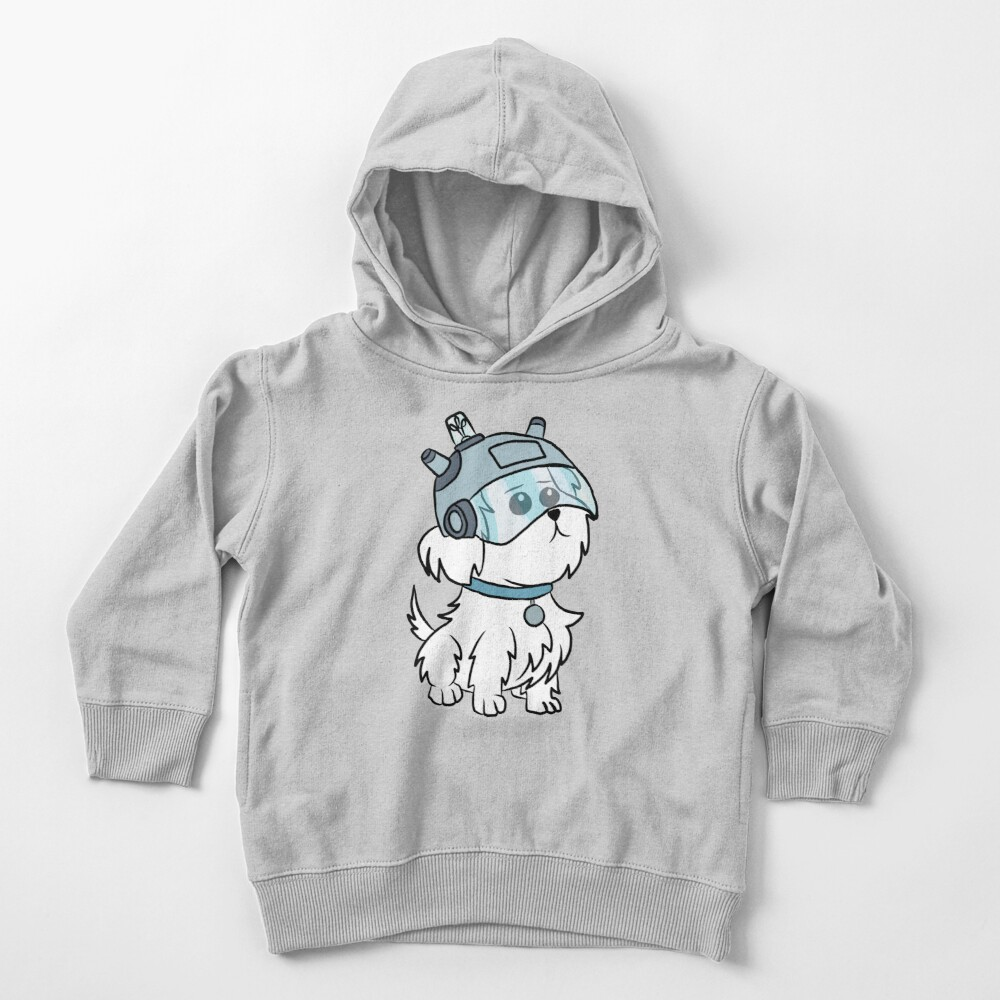 Snuffles | Rick and Morty Toddler Pullover Hoodie